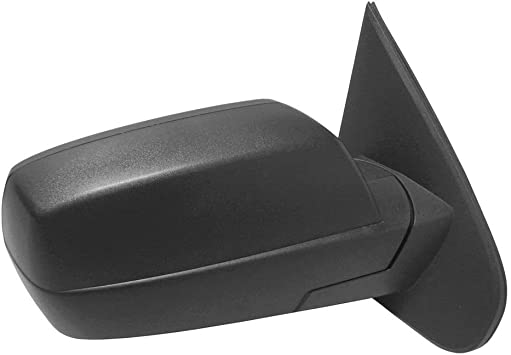 Value Passenger Side Power View Mirror Heated, Foldaway OE Quality Replacement