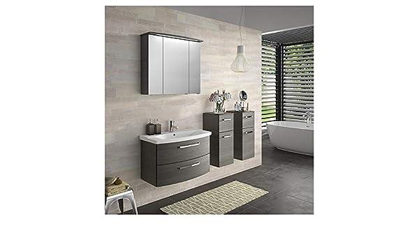 Pipal Fokus 05-4010 - Juego de muebles de baño (84 cm, 3 piezas ...