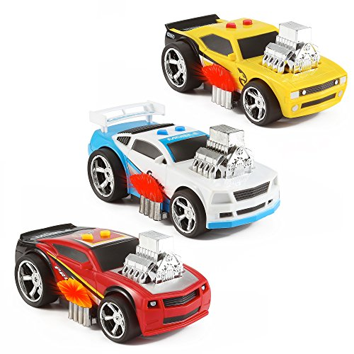 Muscle Vehicle PlaySet Forward Motion