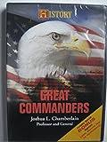 History Channel: Great Commanders: Joshua L. Chamberlain: Professor and General Dvd!