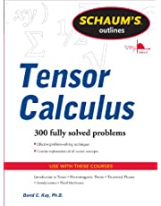Schaums Outline of Tensor Calculus