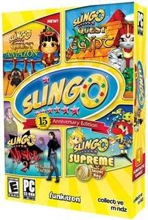 Slingo 15th Anniversary Pack (輸入版) B005CSF0V4 Parent