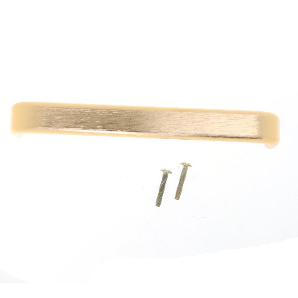 28mm Gris 104 20 Sharplace Poign/ée Barre de Porte Cuisine Moderne D/écor pour Meuble Placard Cabinet Armoire