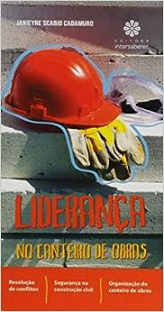 Book Lideranca no Canteiro de Obras