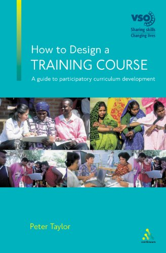 How to Design a Training Course
