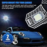 Garage Light Tanbaby LED Garage Light E26/E27
