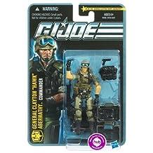 G.I. Joe Pursuit of Cobra 3 3/4 Inch Action Figure General Clayton Hawk Abernathy Commander