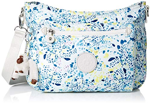 Kipling Loretta Bag, Adjustable Crossbody Strap, Zipper Closure