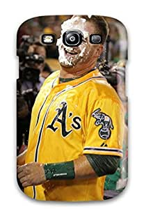 3796682K805854017 oakland athletics MLB Sports & Colleges best Samsung Galaxy S3 cases