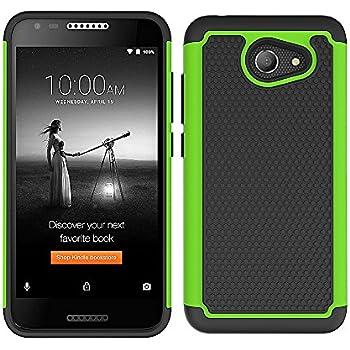 online store 3e75c a2062 Amazon.com: Alcatel A30 Phone Case, Alcatel Kora Case, Alcatel Zip ...