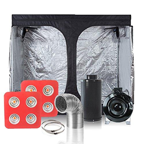 Best Led Light For 3X3 Tent - 3