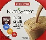 Nutrisystem Craving Crusher, Designed for Women 7-1.4 oz. net wt 9.9 0z