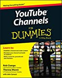 img - for YouTube Channels For Dummies book / textbook / text book