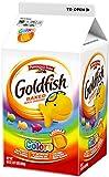 Pepperidge Farm Goldfish Crackers, Colors, 30 Oz Carton