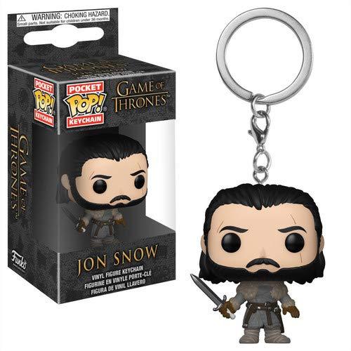 Funko Pop! Key chanGame of Thrones - Jon Snow (Beyond the wall)