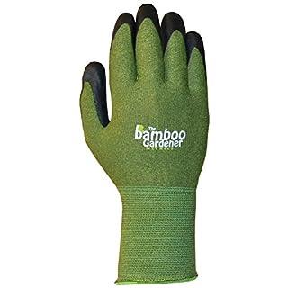 Bellingham C5371M The Bamboo Gardener Work Gloves for Big Jobs, Medium