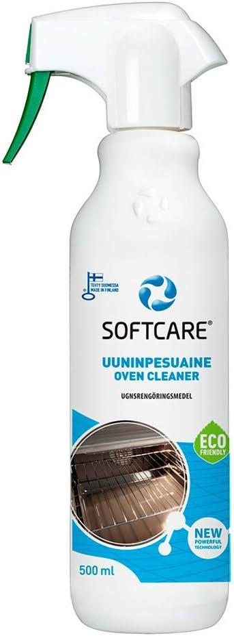 M-SOLUCIONES - Softcare Limpiador para Horno. Más eficaz Que Limpiadores Tradicionales