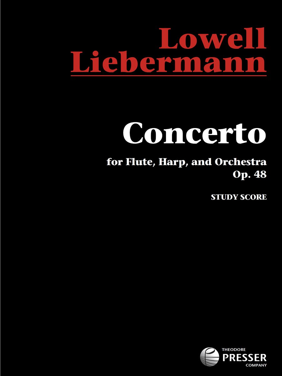 Download Concerto for Flute, Harp, and Orchestra Op. 48 (9x12 Study Score) pdf epub