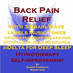 Back Pain Relief with Three Brainwave Music Recordings