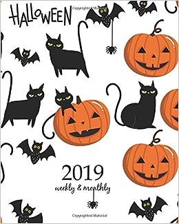 2019 Weekly Planner Calendar Schedule Organizer And Journal