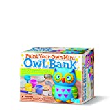 The Good Gift Shop Owl Savings Bank Make & Design Your Own