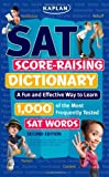 Kaplan SAT Score-Raising Dictionary