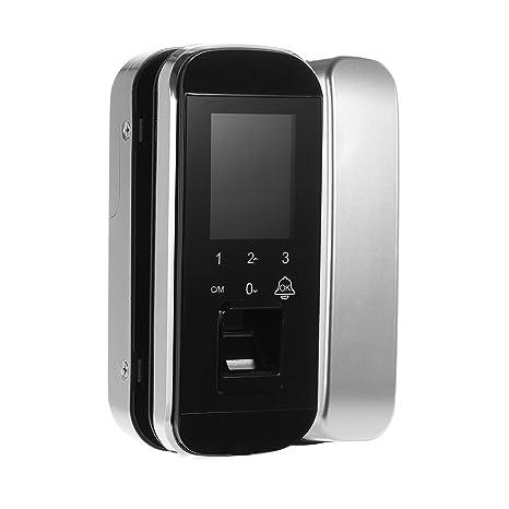 OWSOO Sistema de Huella Digital Cerradura Biométrica Sistema de Control de Acceso de Puerta Inteligente Cerradura