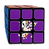 AVABAODAN Rainbow Unicorn Rubik's Cube Original 3x3x3 Magic Square Puzzles Game Portable Toys-Anti Stress For Anti-anxiety Adults Kids
