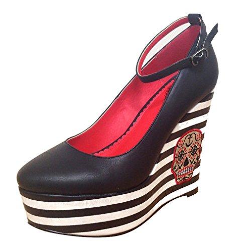 Banned - Zapatos de vestir de Material Sintético para mujer multicolor Multicolor