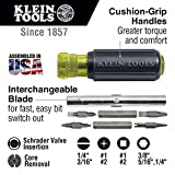 Klein Tools 32527 Multi-Bit Screwdriver / Nut
