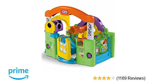Musical Toys For 1 Year Olds : Amazon.com: little tikes activity garden baby playset: toys & games