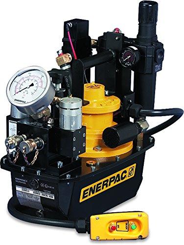 Enerpac ZA4204TX-Q Air Driven Torque Wrench Pump