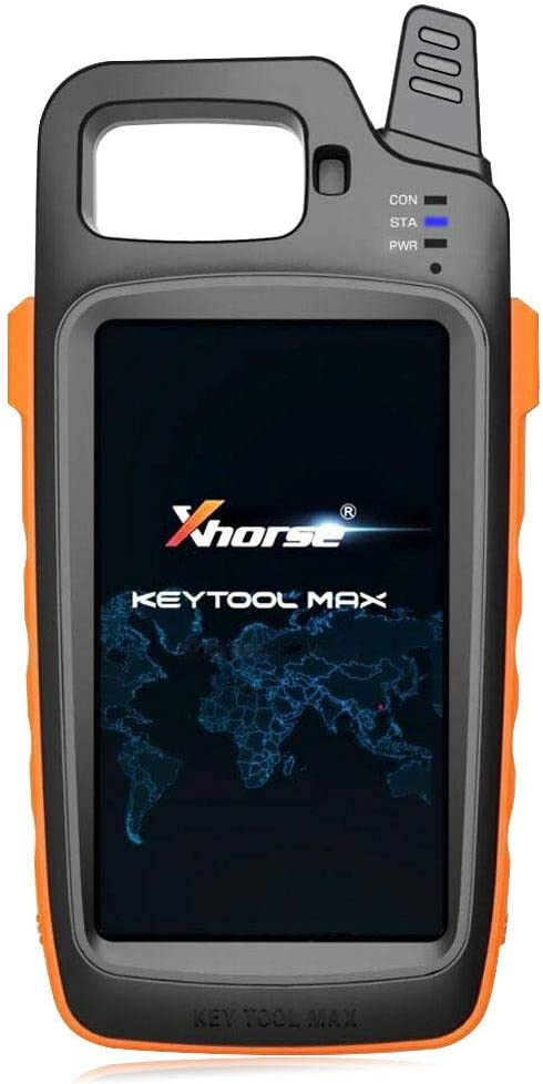 XHORSE VVDI Key Tool MAX Remote and Chip Generator with HD LCD Screen