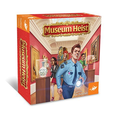 FoxMind Museum Heist Game [並行輸入品] B07S8ZRTB9