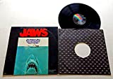 John Williams JAWS (MUSIC FROM THE ORIGINAL MOTION PICTURE SOUNDTRACK) - MCA Records 1975 - USED Vinyl LP Record - 1975 Pressing - Very Rare - Steven Spielberg