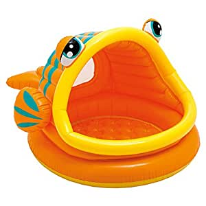 Intex piscina hinchable forma pez 124x109x71cm 53 litros - Amazon piscinas hinchables ...