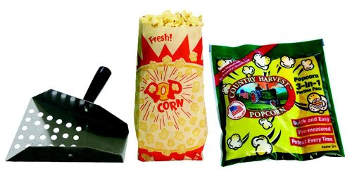 Paragon Starter Pack for 4-Ounce Popcorn Machines