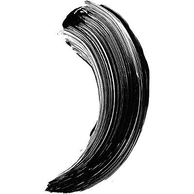 Maybelline New York Volum' Express The Mega Plush Washable Mascara Makeup, Blackest Black, 2 Count