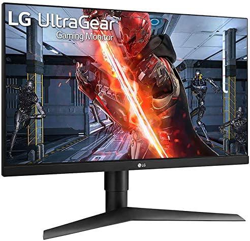 LG 27GL650F-B 27 pulgadas Full HD Ultragear G-Sync Monitor de ...