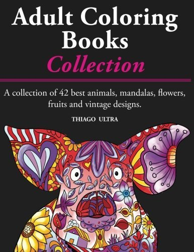Adult Coloring Books Collection collection product image
