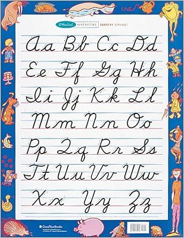 dnealian handwriting font download free