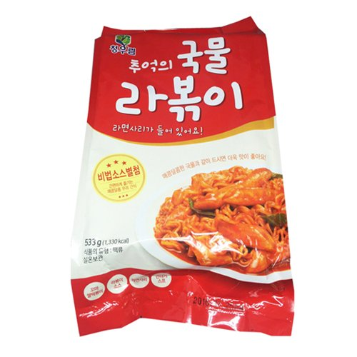 Gangwon Rabokki Spicy Ramen Noodles product image