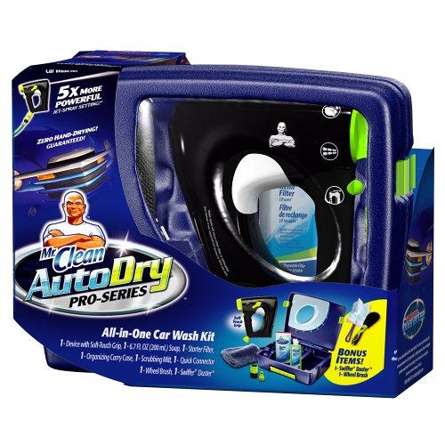 Mr. Clean AutoDry ProSeries Car Wash Kit Bonus Pack