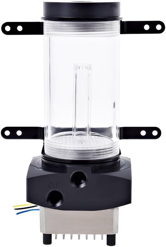 1x Alphacool DDC310 Pump Water Cooling Reservoirs Alphacool 13292 Eisbecher DDC 150mm Acetal Reservoir incl