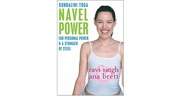 Navel Power: Kundalini Yoga for Personal Power Reino Unido ...
