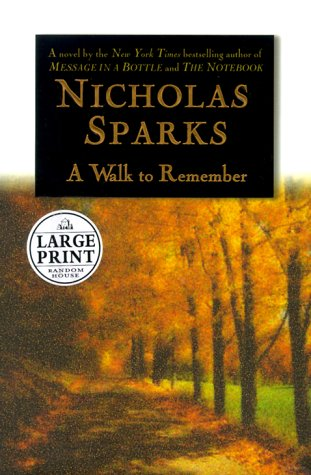 "a walk to remember essay Summary: ""a walk to remember"" is a heart touching story which is being  narrated by a 57 year-old landon carter, who describes how he fell in love with  the."