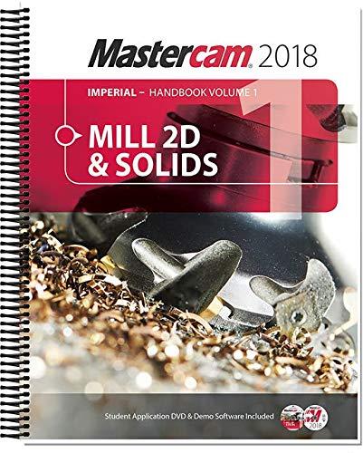 Amazon com: MasterCam 2018 Handbook 1 - MasterCam Version: 2018