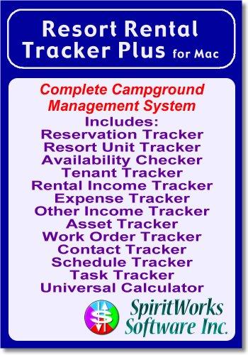 Resort Rental Tracker Plus for Mac [Download]