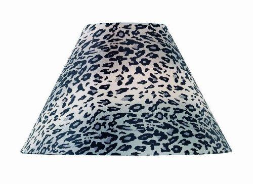 leopard table lamp - 7