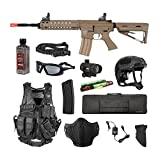 Valken Tactical Valken Battle Machine Mod-L Storm Trooper Airsoft Rifle Package
